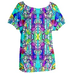 Colorful 60 Women s Oversized Tee