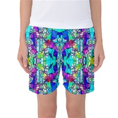 Colorful 60 Women s Basketball Shorts