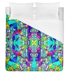 Colorful 60 Duvet Cover (Queen Size)