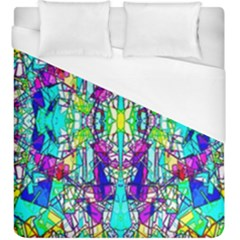 Colorful 60 Duvet Cover (King Size)