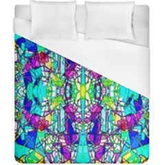 Colorful 60 Duvet Cover (California King Size)