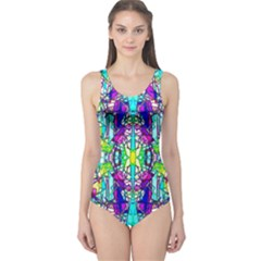 Colorful 60 One Piece Swimsuit