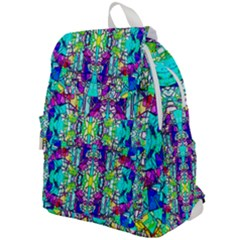 Colorful 60 Top Flap Backpack