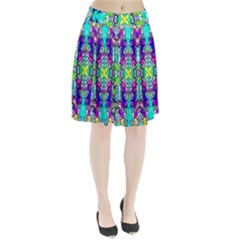Colorful 60 Pleated Skirt