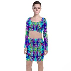 Colorful 60 Top and Skirt Sets