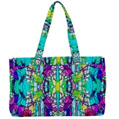 Colorful 60 Canvas Work Bag