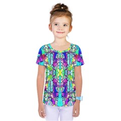 Colorful 60 Kids  One Piece Tee