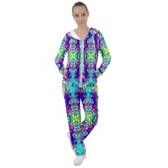 Colorful 60 Women s Tracksuit