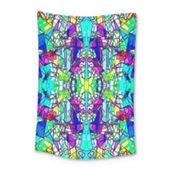 Colorful 60 Small Tapestry
