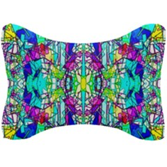Colorful 60 Seat Head Rest Cushion