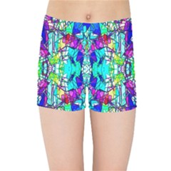 Colorful 60 Kids  Sports Shorts