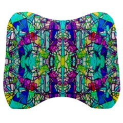 Colorful 60 Velour Head Support Cushion