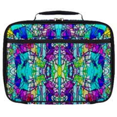 Colorful 60 Full Print Lunch Bag