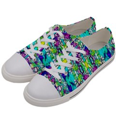 Colorful 60 Women s Low Top Canvas Sneakers