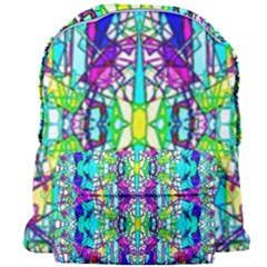 Colorful 60 Giant Full Print Backpack