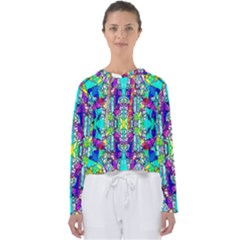 Colorful 60 Women s Slouchy Sweat