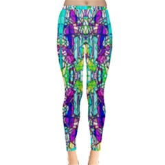 Colorful 60 Inside Out Leggings