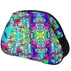 Colorful 60 Full Print Accessory Pouch (Big)