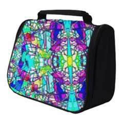 Colorful 60 Full Print Travel Pouch (Small)