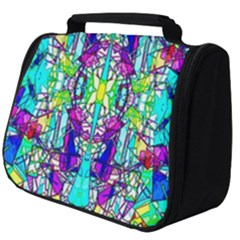 Colorful 60 Full Print Travel Pouch (Big)