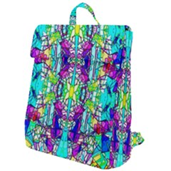 Colorful 60 Flap Top Backpack