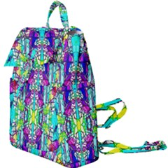 Colorful 60 Buckle Everyday Backpack