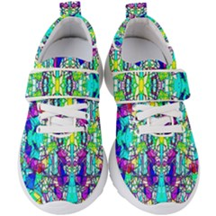 Colorful 60 Kids  Velcro Strap Shoes