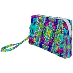 Colorful 60 Wristlet Pouch Bag (Small)