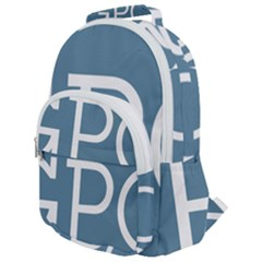 Logo Of United States Government Publishing Office Rounded Multi Pocket Backpack by abbeyz71