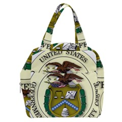 Seal Of United States Government Accountability Office Boxy Hand Bag