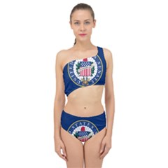 Flag Of The United States Senate Spliced Up Two Piece Swimsuit by abbeyz71