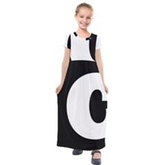 Logo Of United States Copyright Office Kids  Short Sleeve Maxi Dress by abbeyz71