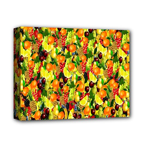 Colorful 65 Deluxe Canvas 14  X 11  (stretched) by ArtworkByPatrick