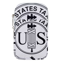 Seal Of United States Tax Court Waist Pouch (large)