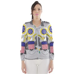 Seal Of United States Court Of Appeals For First Circuit Women s Windbreaker by abbeyz71