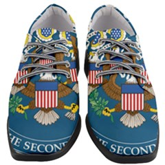 Seal Of United States Court Of Appeals For Second Circuit Women Heeled Oxford Shoes
