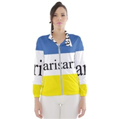 Flag Of Hazaristan Women s Windbreaker by abbeyz71