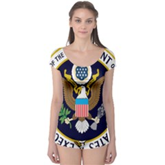 Seal Of The Executive Office Of The President Of The United States Boyleg Leotard
