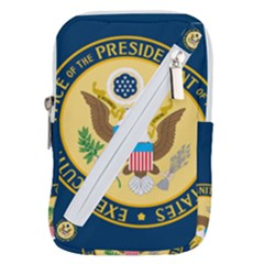 Flag Of The Executive Office Of The President Of The United States Belt Pouch Bag (large)