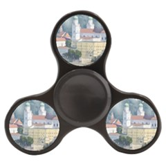 Architecture Old Sky Travel Finger Spinner by Simbadda