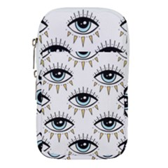 Eyes Pattern Waist Pouch (large)