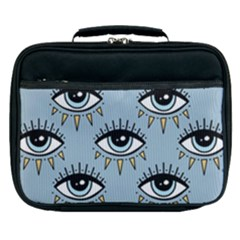 Eyes Pattern Lunch Bag