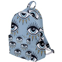 Eyes Pattern The Plain Backpack by Valentinaart