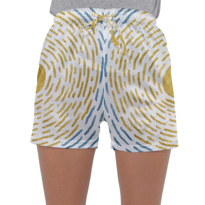 Summer sky Sleepwear Shorts
