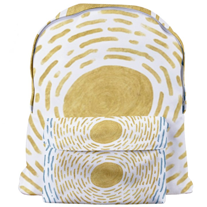 Summer sky Giant Full Print Backpack