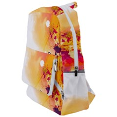 Autumn Paint Travelers  Backpack