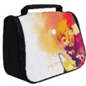 Autumn paint Full Print Travel Pouch (Big) View2