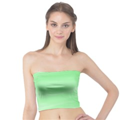 Mint Watercolor Tube Top