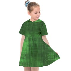 Green Grunge Kids  Sailor Dress by retrotoomoderndesigns