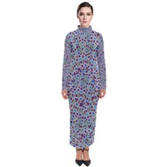 Na A 18 Turtleneck Maxi Dress